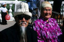Kyrgyz couple
