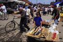 Kosovan market