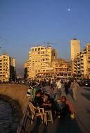 Beirut corniche