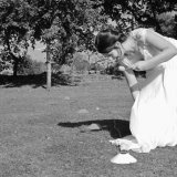 Egg and spoon bride