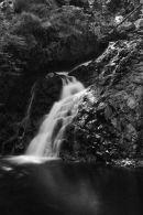 Rhaeadr Ddu (Waterfall) Mono