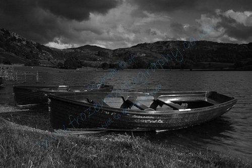 Boats at Watendlath