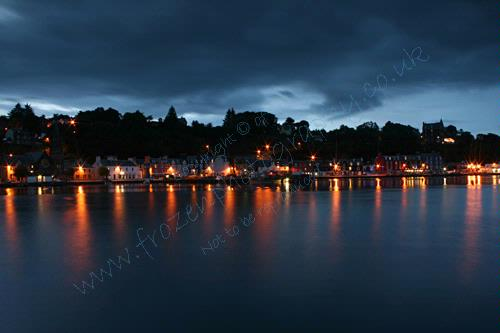 Tobermory at Dusk