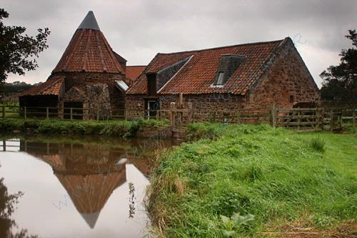 Reflections of Preston Mill