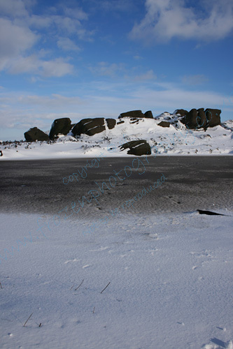 A Frozen Doxey Pool