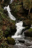 Bentley Brook Waterfall