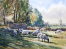 AUTUMN LIGHT, WINDRUSH - SOLD