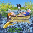 Can Cows Swim 2? SOLD