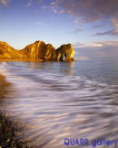 Evening sun, Durdle Door 2