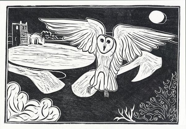 Owl, Knowlton Circles