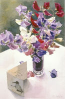 Sweetpeas From Clare