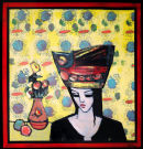 Thinking of Cleopatra SOLD