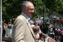 Ken Livingstone at the Tour de France