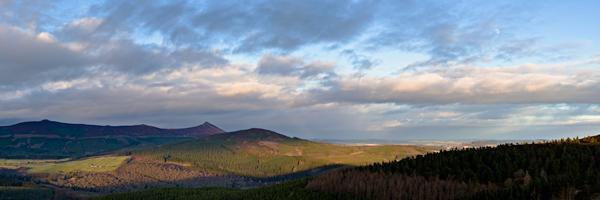 Bennachie Panoramic