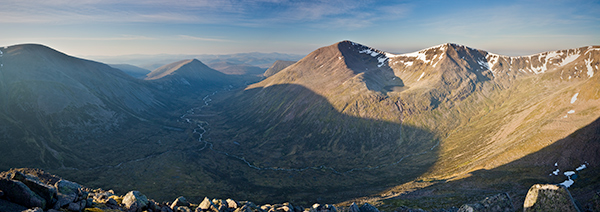 The Lairig Ghru & Cairn Toul