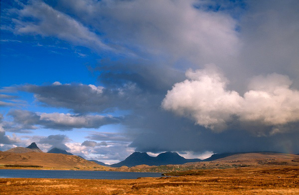 Clearing Storm - Inverpolly