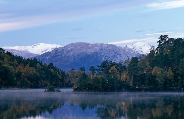 Glen Affric - Dawn