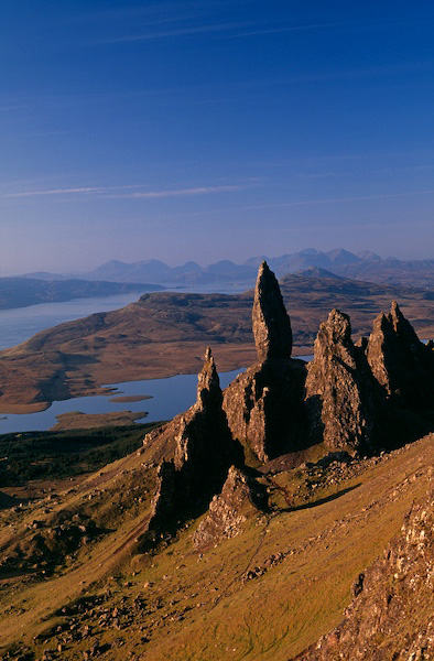 The Old Man of Storr, Isle of Skye, Dawn