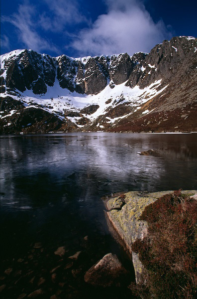 Retreating Ice, Lochnagar