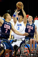 2010 World Wheelchair Basketball Finals