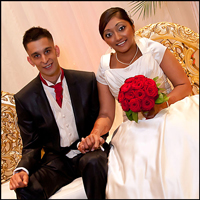 Zaffer & Alpa Wedding Gallery