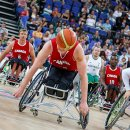Still Patrick Anderson of Canada in final v Australia