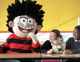 Launch of Beano School special