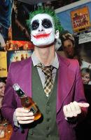 "Paolo Nutini as the ""Joker"""