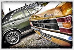 Classic 70's Ford Cortina's