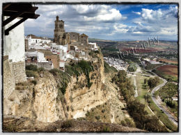 Arcos de la Frontera, Southern Spain