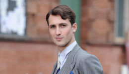 Actor Ben Lloyd-Hughes
