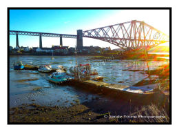 Sunrise at North Queensferry