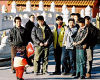 Baby Admirers in the Forbidden City