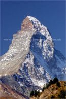 Matterhorn, chiselled by ice