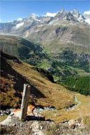 Zermat valley