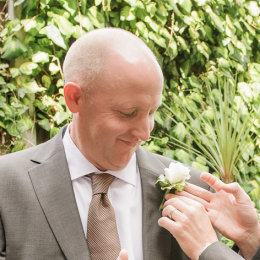 Epping Forest Chingford Wedding 2 Groom Bestman