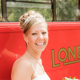 Epping Forest Chingford Wedding 5 London Transport