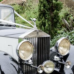 Notley Tythe Barn Long Crendon 02 Car Rolls Royce