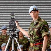 Royal Logistics Corps Photographer